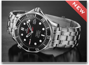 Limited Edition Omega Seamaster 2008 Quantum Of Solace
