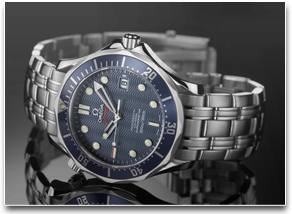 Omega seamaster bond watch