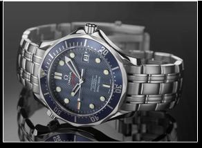 Omega seamaster bond watch