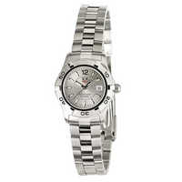 Tag Heuer Aquaracer ladies' stainless steel bracelet watch