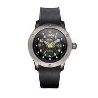 Rotary Editions Automatic men's skeleton case watch