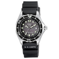 Ladies Eco-Drive Diver
