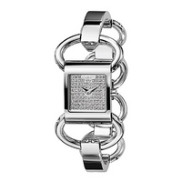 Emporio Armani ladies' crystal dial bracelet watch