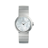 Dior Baby D ladies' stainless steel bracelet watch