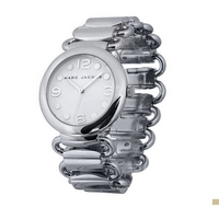 Marc by Marc Jacobs ladies' stainless steel bracelet watch