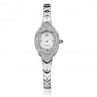 Encore 84 Diamond - Steel Bracelet