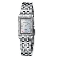 Raymond Weil Tango ladies' stainless steel bracelet watch