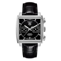 TAG Heuer Monaco Automatic Chronograph black dial