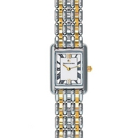 Maurice Lacroix two colour bracelet watch
