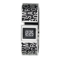 Marc by Marc Jacobs ladies' digital bracelet watch