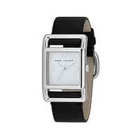 Marc by Marc Jacobs ladies' dial black strap watch