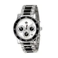 Juicy Couture ladies' chronograph bracelet watch